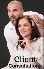 Salon Client Consultation