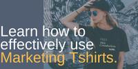 Hairstylist Marketing Tshirts