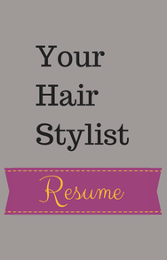 a hair stylist cover letter to help win the chair