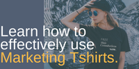 Hairstylist Marketing Tshirts